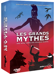« Les grands mythes - La série » en DVD