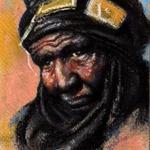 Tuareg--pastel 0