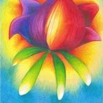 Nebeský-květ---Spojuje-s-proudem-hojnosti 0