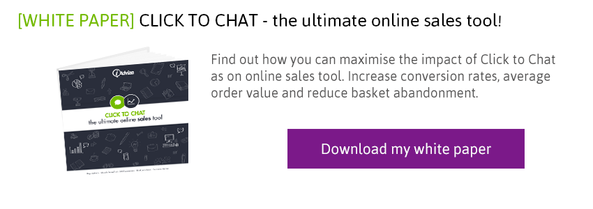 White paper chat online sales
