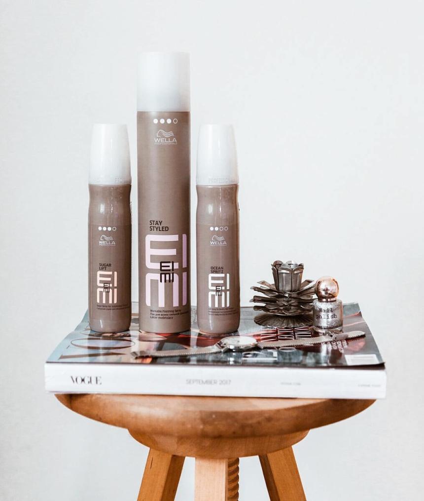 Wella salon marketing