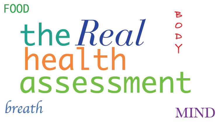 Real Health Assessment