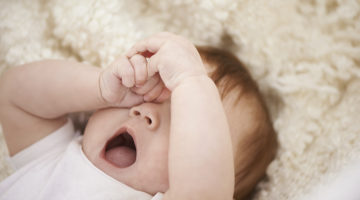 Why doesn't my baby sleep at night