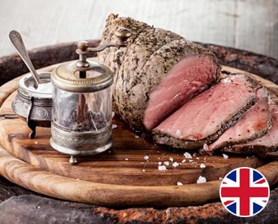 2kg+ British Matured Topside Joint