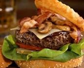 Premium Irish Grass~fed Beef Burgers