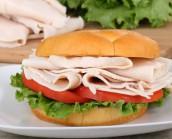 500g Sliced Turkey