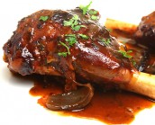 British Lamb Shanks