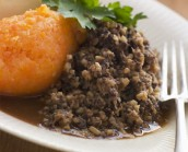 Burns' Night Haggis