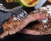 500g British Beef Braising Steak (5 x 100g)