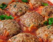 6 x 57g Giant 100% British Beef Meatballs