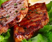 BBQ Pork Steaks