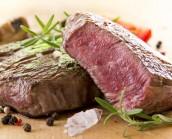 Irish Grass Fed Rump Steaks 2 x 6~7oz