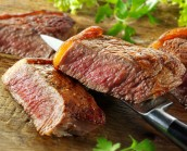 Irish Grass Fed Sirloin Steaks (8-9oz)