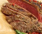Australian Angus Grain Fed Flat Iron Steak