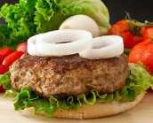Brookfield Farm High Welfare Veal Burger