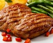 4x Mature New Zealand Sirloin Steaks (6~7oz)