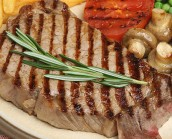Mature New Zealand Sirloin Steak (8~9oz)