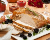 English Rose Turkey Breast Roast