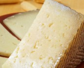 Authentic Queso Manchego Cheese