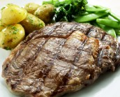 Aberdeen Angus Ribeye Steak (6~7oz)