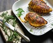 2 x 180-220g Corn Fed Chicken Supreme