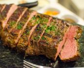 21 Day Matured Grass fed Flat Iron Steak (6~7oz)