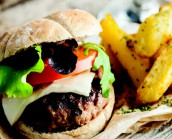 4 x 4oz Lamb Kofte Burger