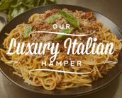 Luxury Italian Hamper
