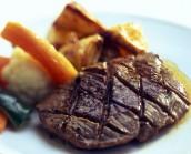 Beef Rump Heart Pave Steak - 2 x 170g