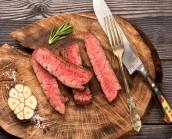 2 x  6-7oz Peppered Rump Steaks