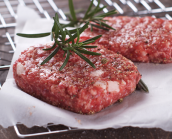 2 x 6~7 oz Peppered Hache Steaks