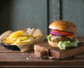 2 x 4oz Pork & Apple Burgers