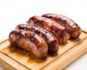 6 x Pork and Chili Sausages