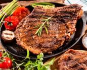 16oz Grass Fed 21 Day Matured Porterhouse Steak