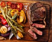 16oz Porterhouse Steak, 21 Day Matured