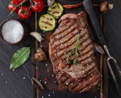 32oz Irish Grass fed Rump Steak