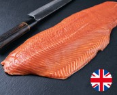 1kg+ Whole Side Filleted Salmon