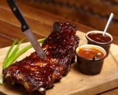 BBQ Pork Ribs 460g