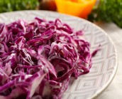 500g Sliced Red Cabbage