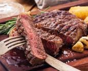 Irish Grass Fed Sirloin Steaks 2 x 8-9oz