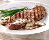 10 x British Grass Fed Sirloin Steaks