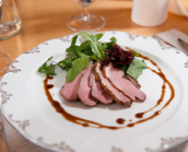 Smoked Whole Duck Breast 10oz