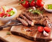 2 x 6-7oz British Beef Rump Steak