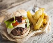 British Beef Burger 4 x 4oz