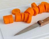 500g Sliced Carrots