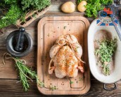Red Tractor Whole Chicken - 1 - 1.5kg