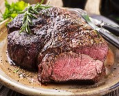 Organic Ribeye Steak 400g