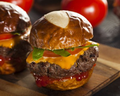 Wagyu Steak Burgers 4 x 4oz