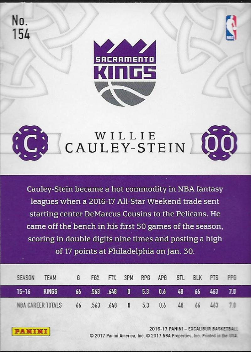 Base et Rc Cartes 2016-17 Panini Excalibur Basketball Choisissez #/' S 1-200
