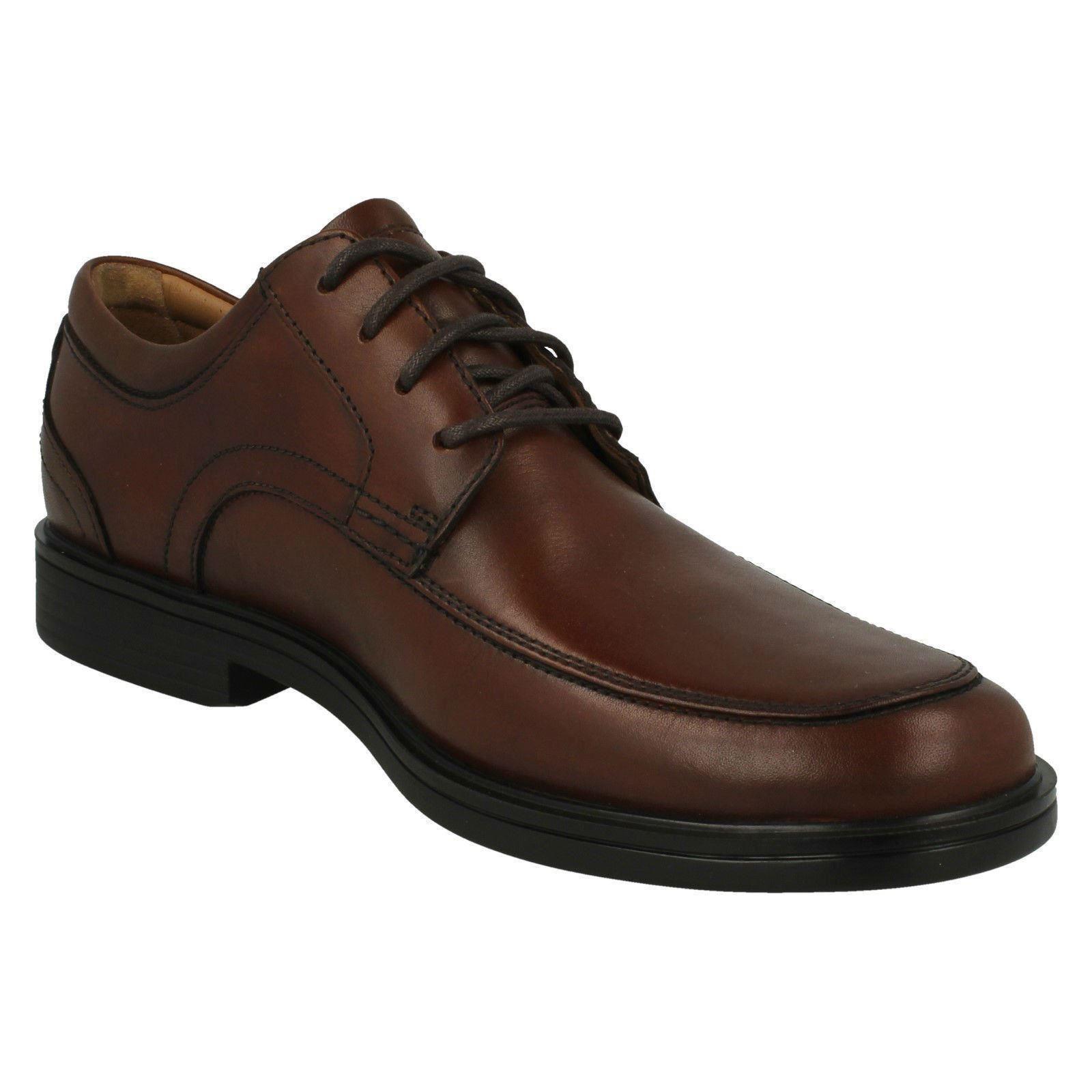 Details about  /Mens Clarks Formal Lace Up Shoes Un Aldric Park